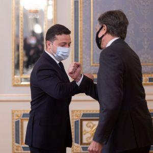 В Білому дому розповіли, чого очікують від України перед зустріччю Байдена і Зеленського