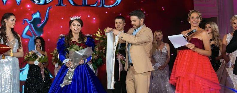 Осадчая, Витвицкая, Гринчук и Попов приняли участие в украинской церемонии мирового конкурса красоты