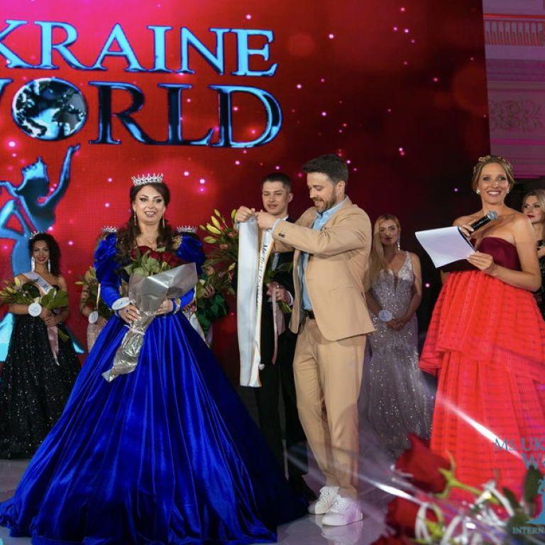 Осадча, Вітвіцька, Гринчук та Попов взяли участь в українській церемонії світового конкурсу краси