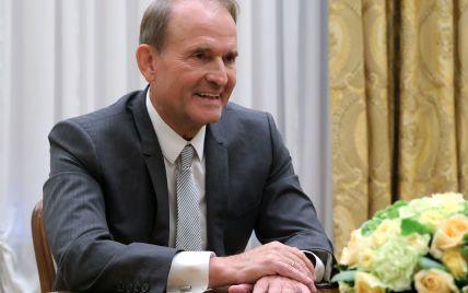 Венедіктова підписала підозри в держзраді Медведчуку і Козаку