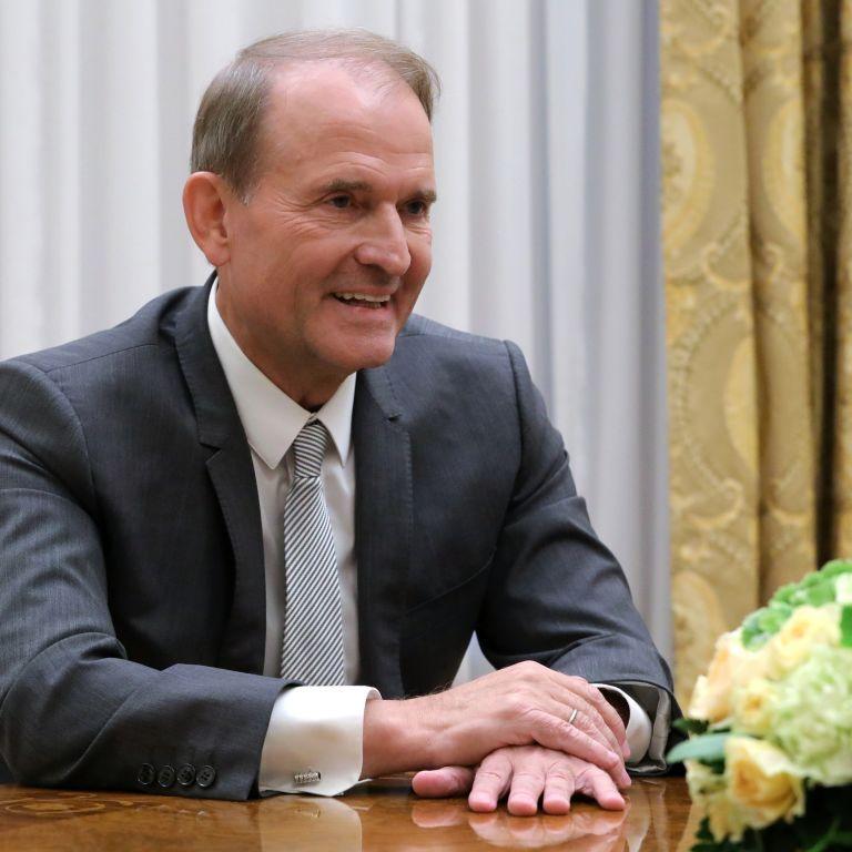 Венедиктова подписала подозрения в госизмене Медведчуку и Козаку