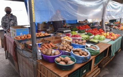 """Морква та картопля подешевшали, цибуля б'є рекорди: як за рік змінились ціни на """"борщовий набір"""""""