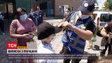 Новини України: 10-річного Вадима Табаркевича виписували з лікарні у супроводі собак і поліції
