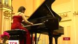 Известная пианистка Кристана Лусио Вийегас дала в Украине два сольных концерта
