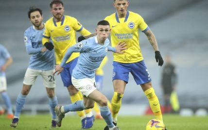 """Зінченко допоміг """"Манчестер Сіті"""" виграти і піднятися у трійку найкращих команд АПЛ"""