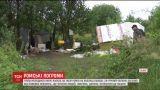 Семерых исполнителей и организатора разгрома лагеря ромов на Львовщине поместили в изолятор