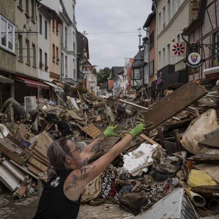 Масштабні повені в Німеччині: кількість загиблих продовжує зростати