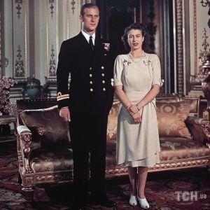 История любви в фотографиях: принц Филипп и принцесса Елизавета в молодые годы