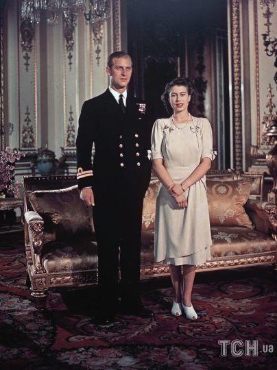 Принц Філіп і королева Єлизавета II / © Associated Press