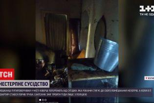 Новости Украины: жильцы дома на Волыни страдают от соседки, которая стягивает в квартиру хлам