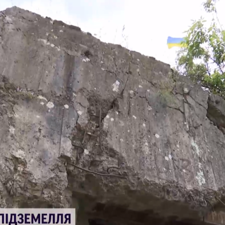 У Вінницькій області унікальну військову споруду часів Другої світової розкрадають на металобрухт