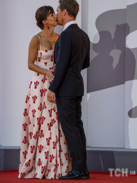 Бенедикт Камбербетч і Софі Гантер / © Associated Press