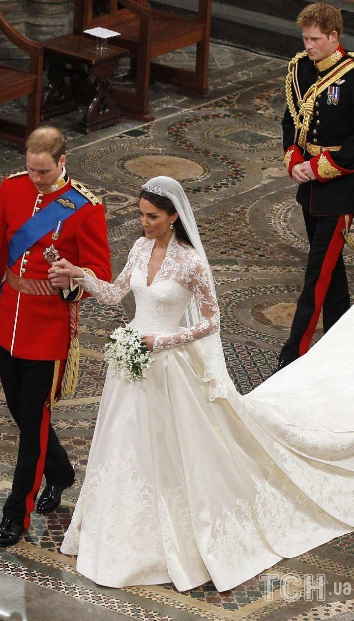Свадьба Кейт и Уильяма / © Associated Press