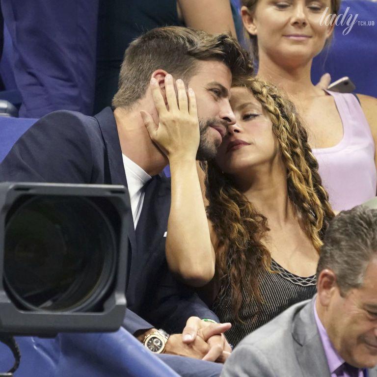 Это так мило: Шакира и Жерар Пике продемонстрировали нежные чувства к друг другу на публике