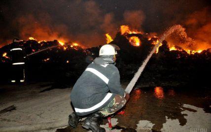 В Киеве в переходе на Крещатике произошел пожар