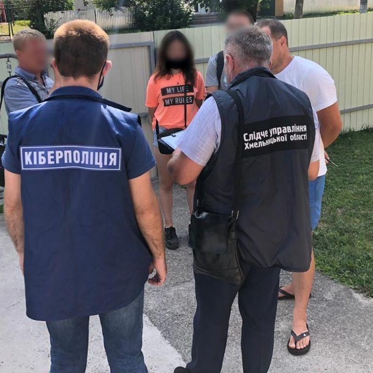 Меняли гривну на криптовалюту: двое жителей Хмельницкого создали нелегальный онлайн-обменник
