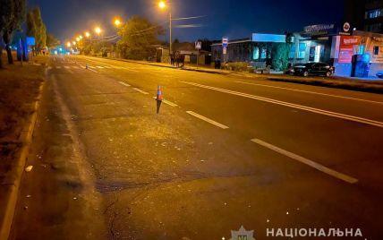 В Николаеве подростки на автомобиле насмерть сбили ребенка и сбежали