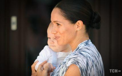 Арчи два года: как поздравили сына Меган и Гарри его королевские родственники