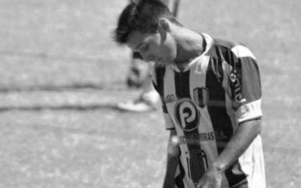 Другий суїцид за тиждень: ще один уругвайський футболіст вкоротив собі віку