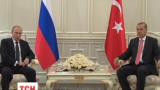 Президент Турции передал Путину доклад о проблемах крымских татар