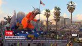 Новини світу: у тосканському В'яреджо розпочався карнавал і триватиме три тижні