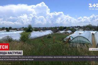 Новости Украины: почему села вблизи Каховского водохранилища могут оказаться под водой