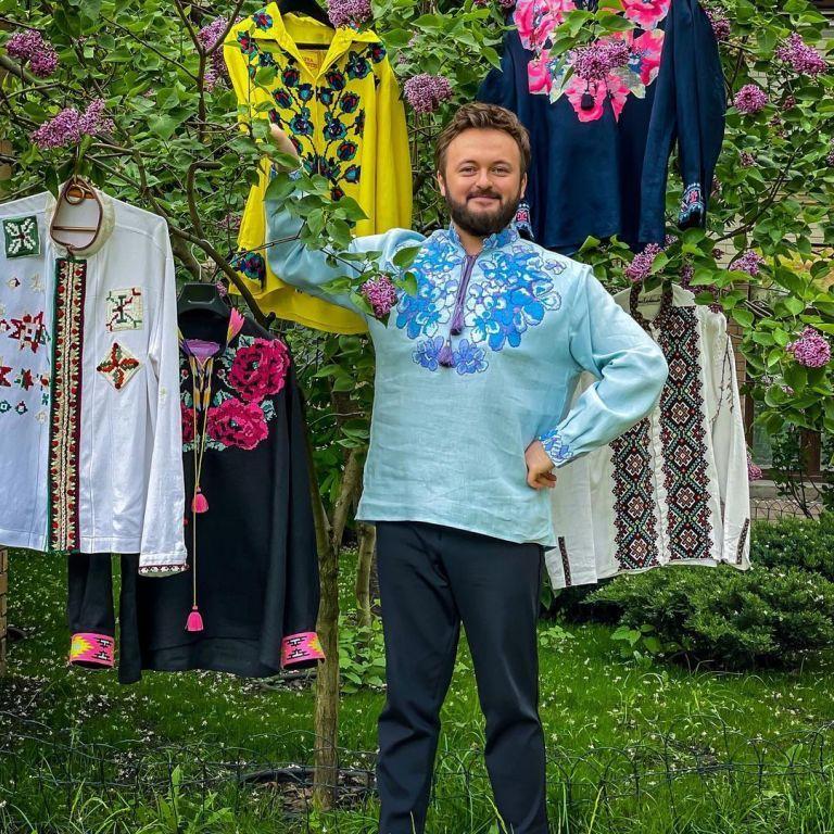 День вишиванки: як Дзідзьо, Осадча, Гросу та інші зірки у національних вбраннях вітали зі святом