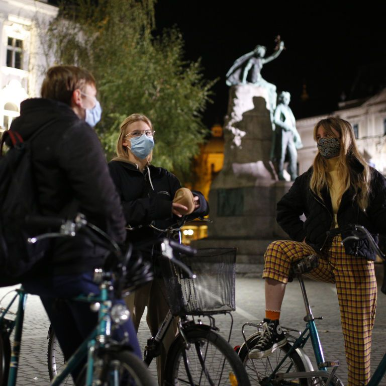 Словения объявила об окончании эпидемии коронавируса в стране