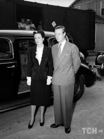 Уоллис Симпсон и король Эдуард VIII / © Associated Press
