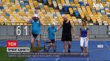 """Новини світу: на """"Олімпійському"""" відбувся пробіг єдності спортсменів та діток із інвалідністю"""