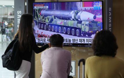 КНДР испытала железнодорожный ракетный комплекс: детали