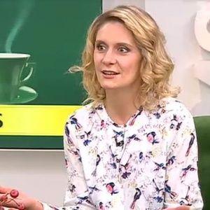 """Звезда сериала """"Слуга народа"""" Кистень: я счастлива, что сыграла сестру Зеленского"""