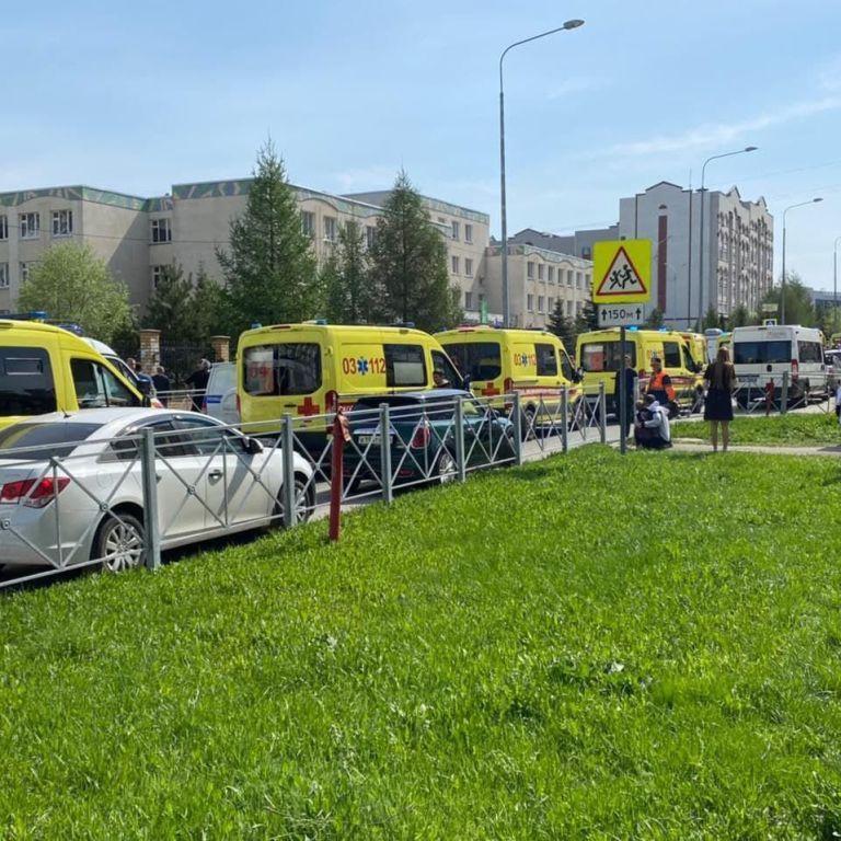 Девять смертей: как в Казани выпускник школы расстрелял учеников и учителей