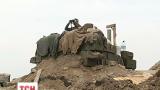 Вражеская артиллерия продолжает атаковать украинские позиции