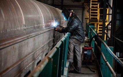 Держстат констатує перше за останні п'ять років зростання промисловості на початку року