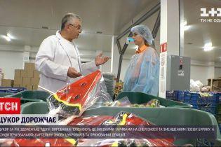 Новини України: чому цукор здорожчав майже вдвічі