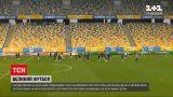 Новини України: наша футбольна збірна прийматиме збірну Боснії та Герцоговини