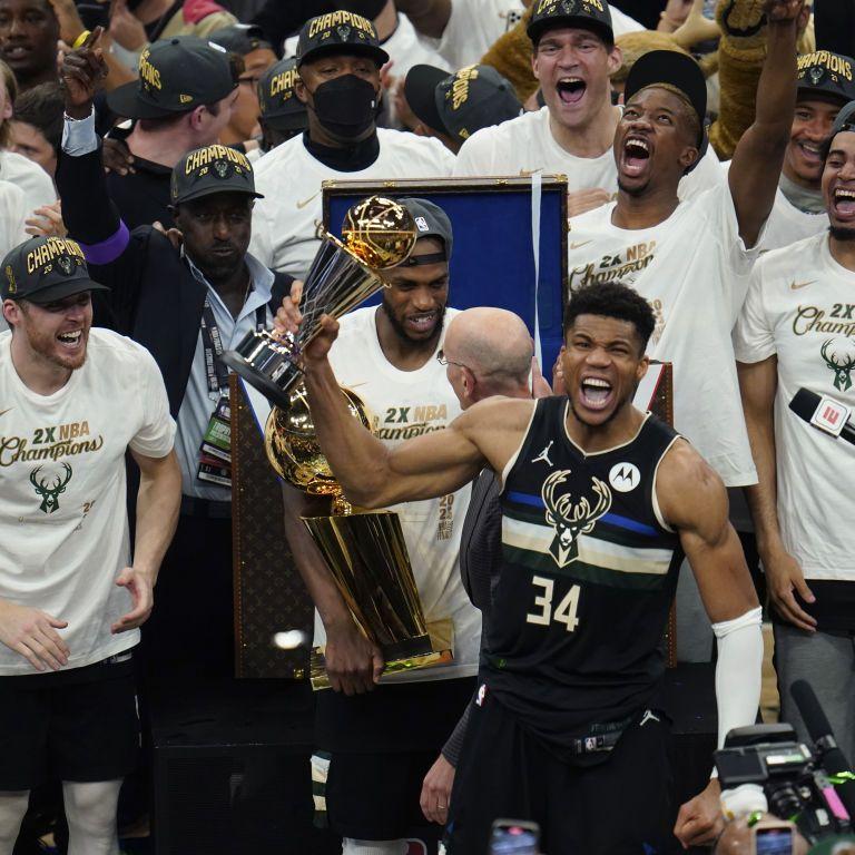 Камбэк в финальной серии и первый титул за 50 лет: определился чемпион НБА (видео)