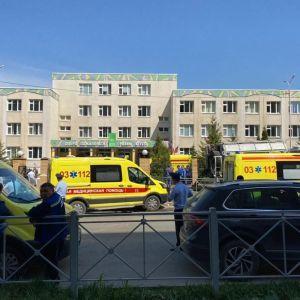 Стрельба в школе в Казани: что случилось и кто устроил кровавую расправу над детьми