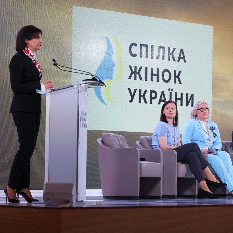 """""""Домашнього насильства не має бути в правовій державі"""", - Венедіктова на конференції жіночих організацій"""
