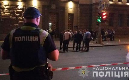 Полиция назвала имя стрелка в Харькове, который убил жену и открыл огонь в мэрии