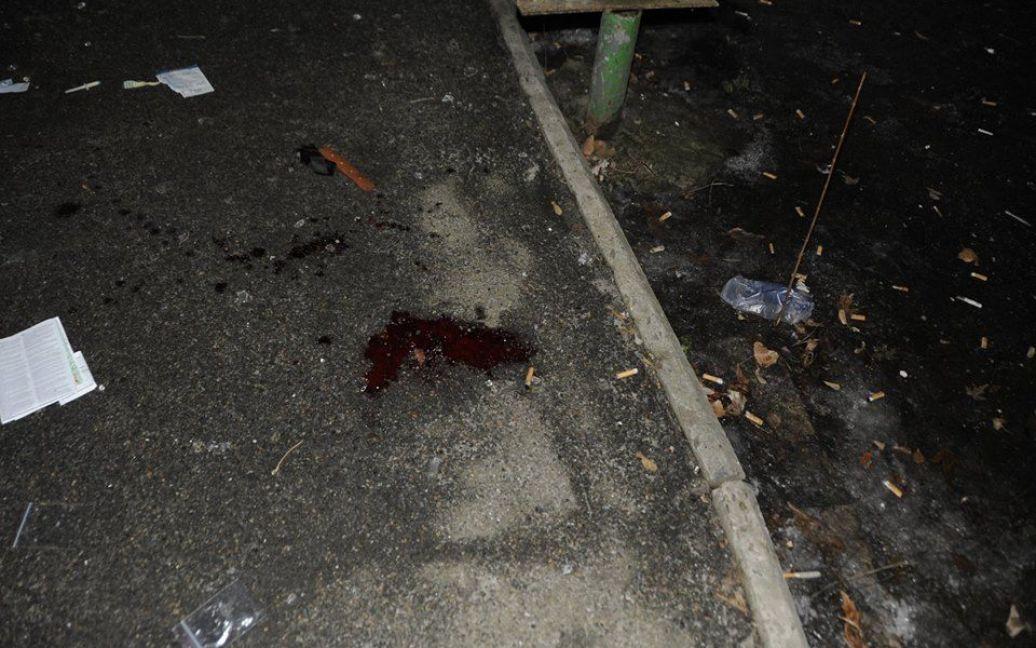 Міліціонери та активісти постраждали під час вибуху у житловому будинку / © ВМС США
