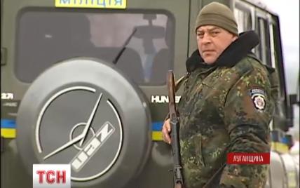В зоні АТО найскладніша ситуація - на луганському напрямку