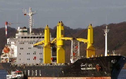 У Червоному морі підірвали судно Ірану
