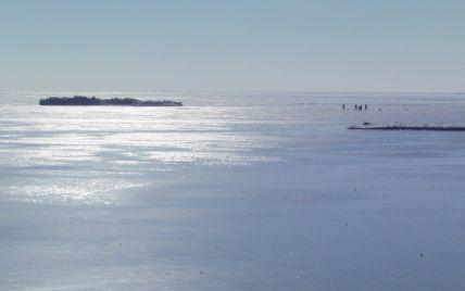 Під Азовським морем немає прісних вод, здатних забезпечити Крим: науковці НААН