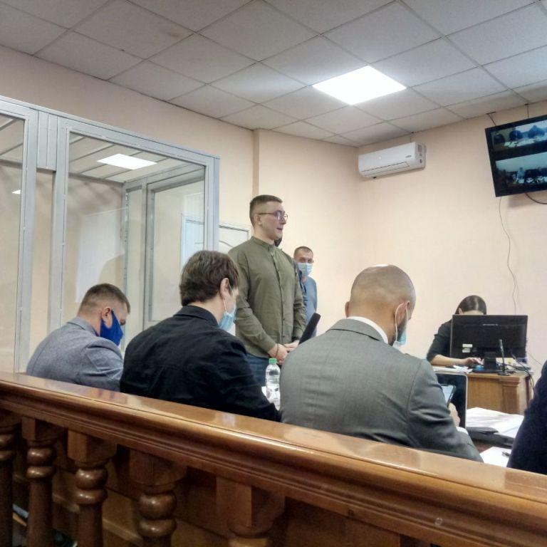 В Одесі почалось засідання у справі Стерненка: готуються до допиту (фото)