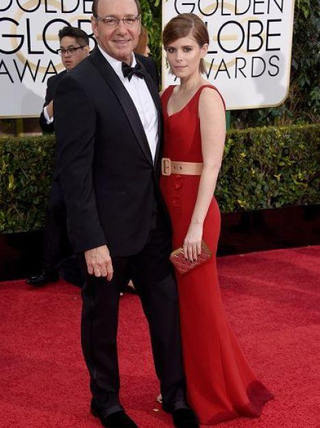 Кевин Спейси и Кейт Мара / © Getty Images/Fotobank
