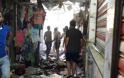 В столице Ирака прогремел мощный взрыв: около сотни погибших и раненых