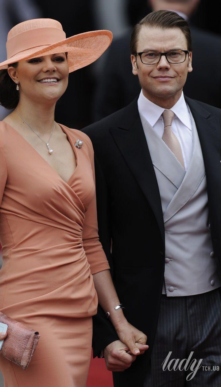 Кронпринцеса Вікторія і кронпринц Даніель / © Associated Press