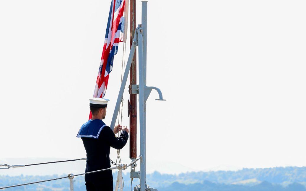 Фото: Twitter / Royal Navy / ©